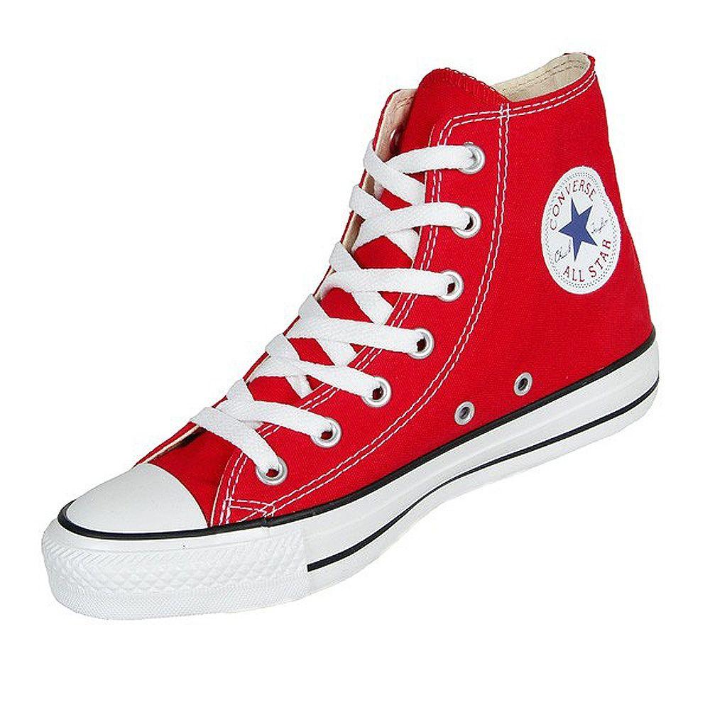 f5325b45a91b Converse Chuck Taylor All Star Sneaker High Red