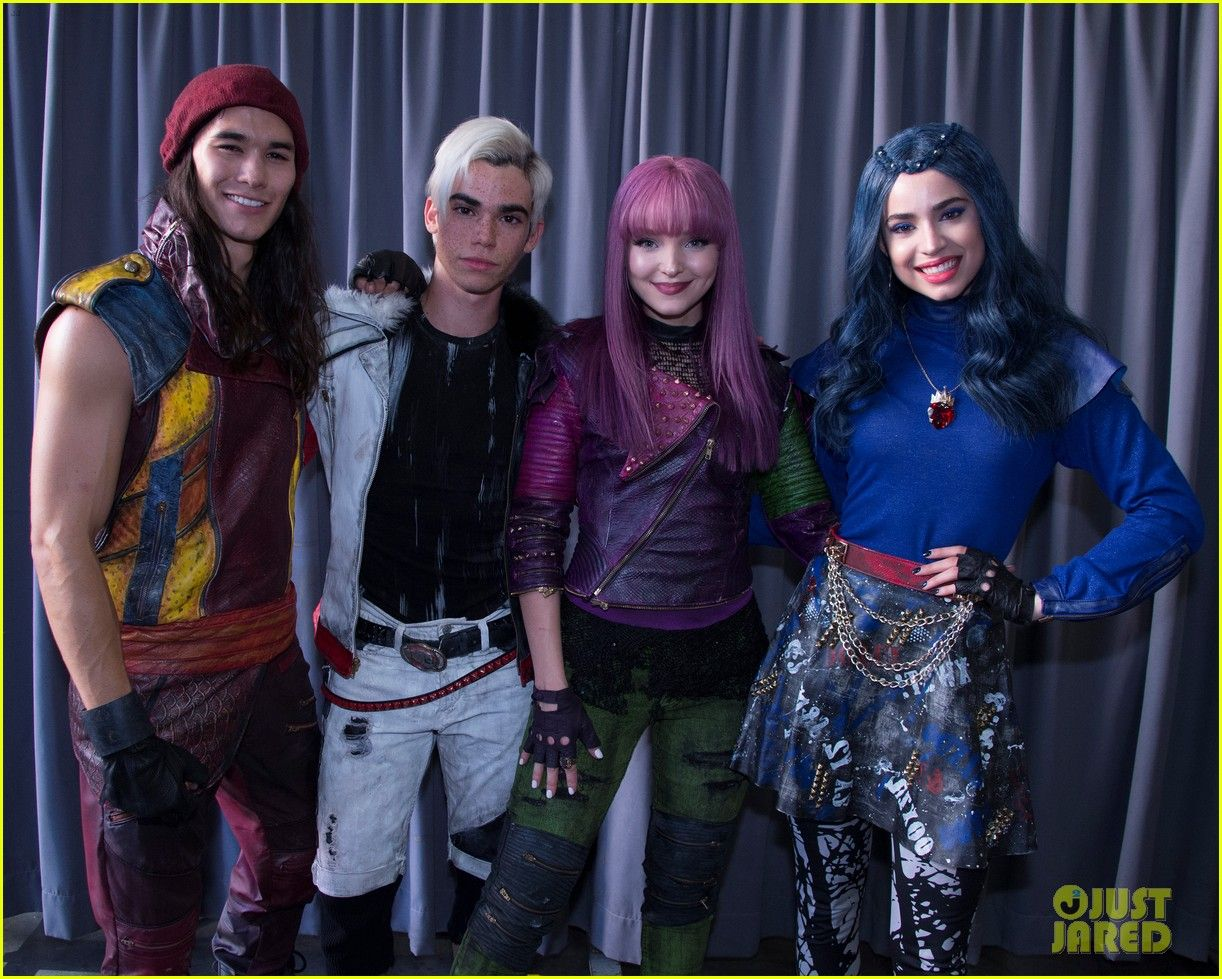 disney's descendants characters - HD 1085×864