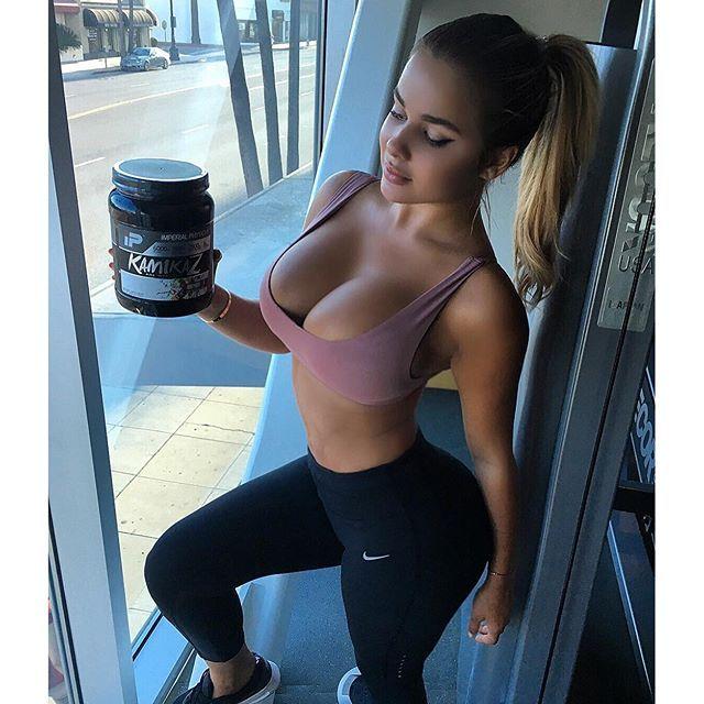 Resultado de imagen de Anastasia Kvitko fitness