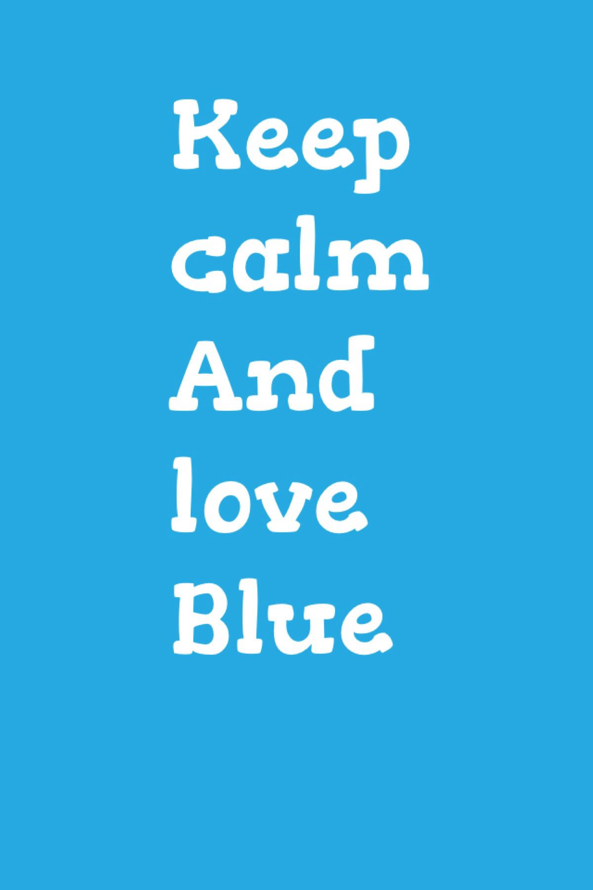That's just a small little collage Calm, Keep calm, Keep
