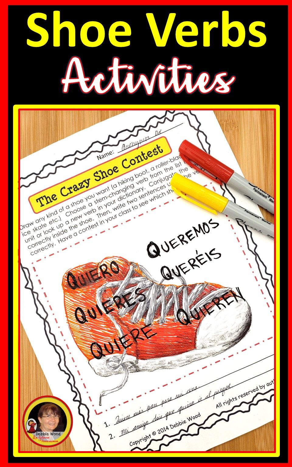 Spanish Stem Changing Verbs Don T Have To Be So Difficult To Teach Or Learn Try This Engaging Fun Filled Inter Spanish Irregular Verbs Verb Verbs Activities [ 1536 x 960 Pixel ]