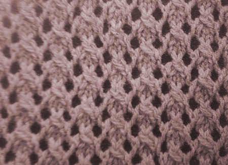small reversible knitting lace patterns - Google Search | KNITTING ...