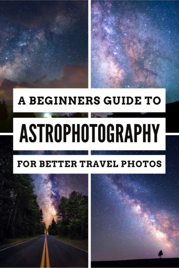 Easy Astrophotography For Beginners