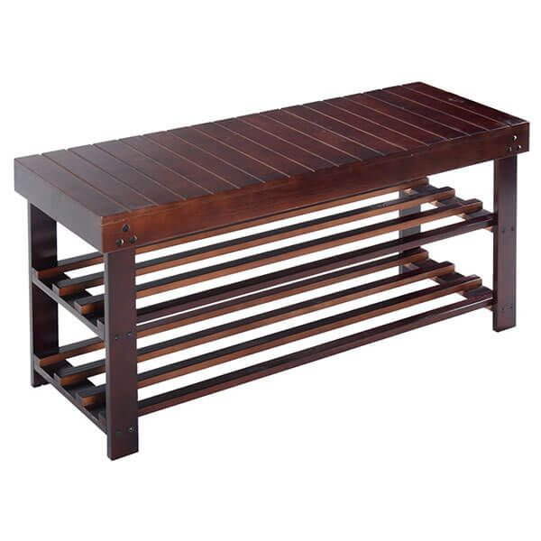 6 Best Wooden Benches Of 2020 Shoe Bench Wooden Shoe Racks