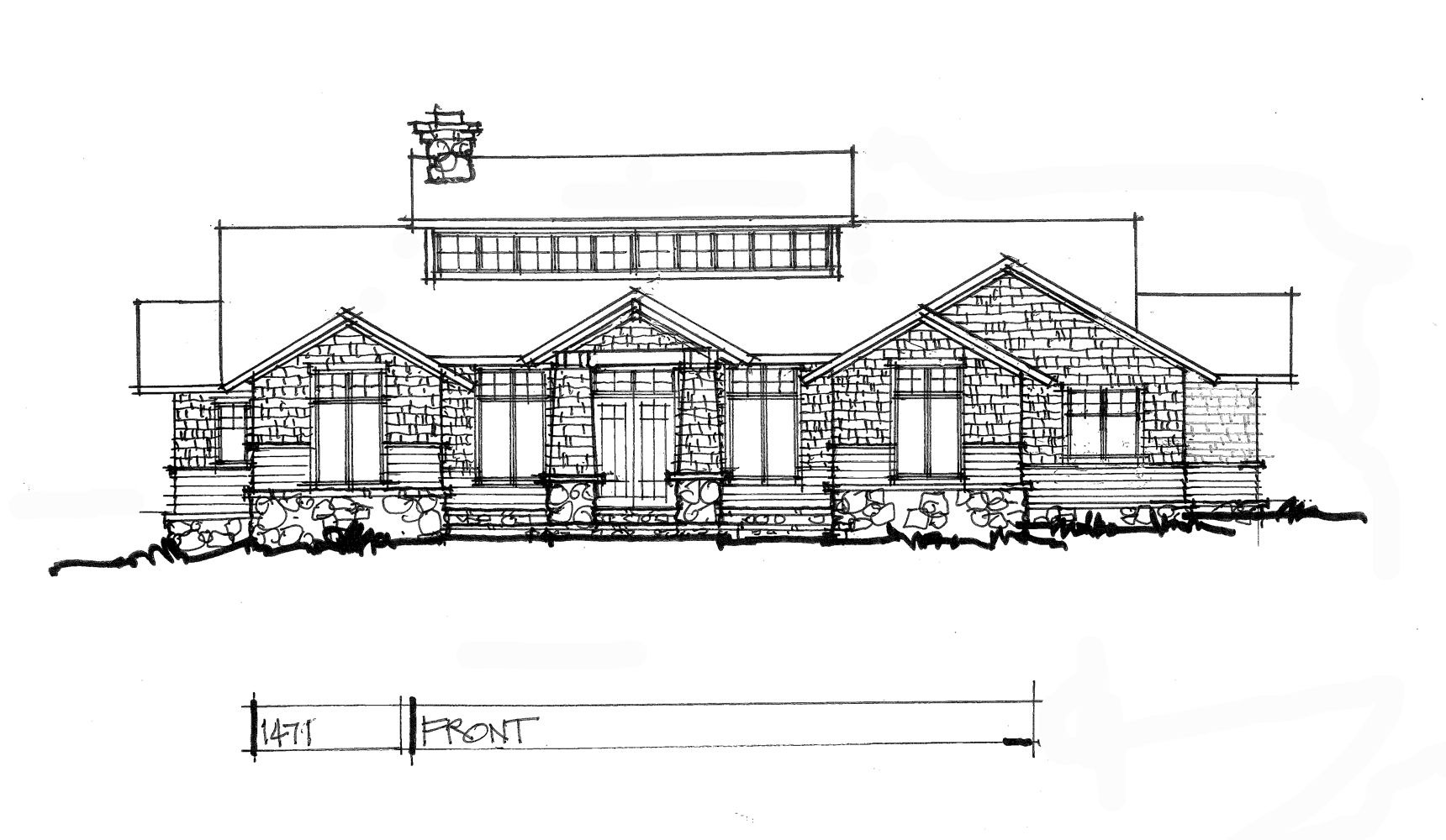 HOUSE PLAN 1471 – NOW IN PROGRESS | Must-See House Plans ... on kame house sketch, victorian house sketch, split level house sketch, colonial house sketch, cottage house sketch, bungalow house sketch, contemporary house sketch, cape cod house sketch, pool house sketch, tudor house sketch,