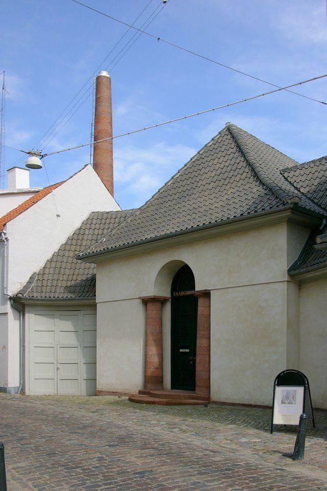 1993 el laberinto de faaborg laberintos dinamarca y mario - Casa perls mies van der rohe ...