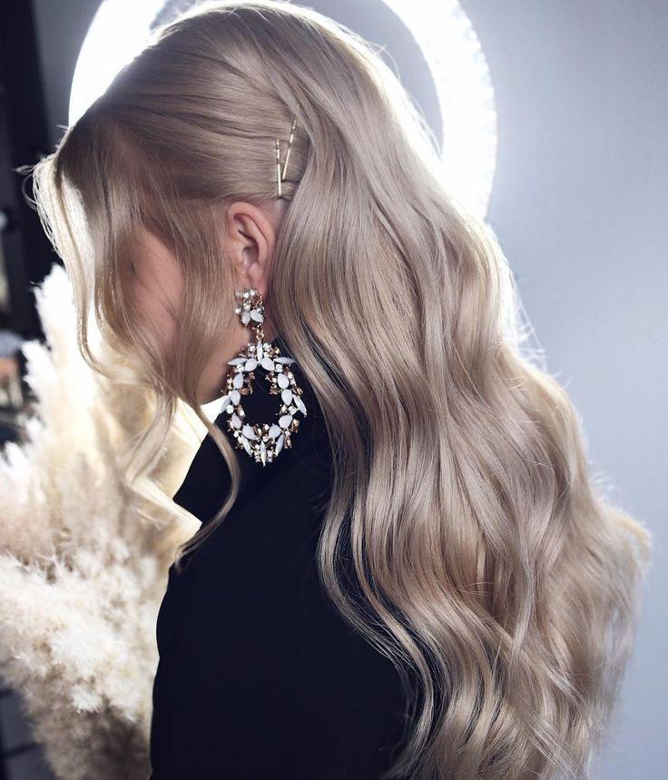 25 Hochsteckfrisuren Hochzeit Frisuren für lange Haare, Wir lieben eine ätherische, romantische Hochsteckfrisur mehr – Hairstyle 2020 Trends