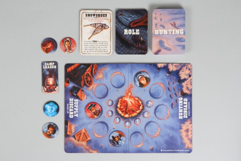 Donner Dinner Party An Interview With The Makers Of This Irreverent Game Games Dinner Party Party