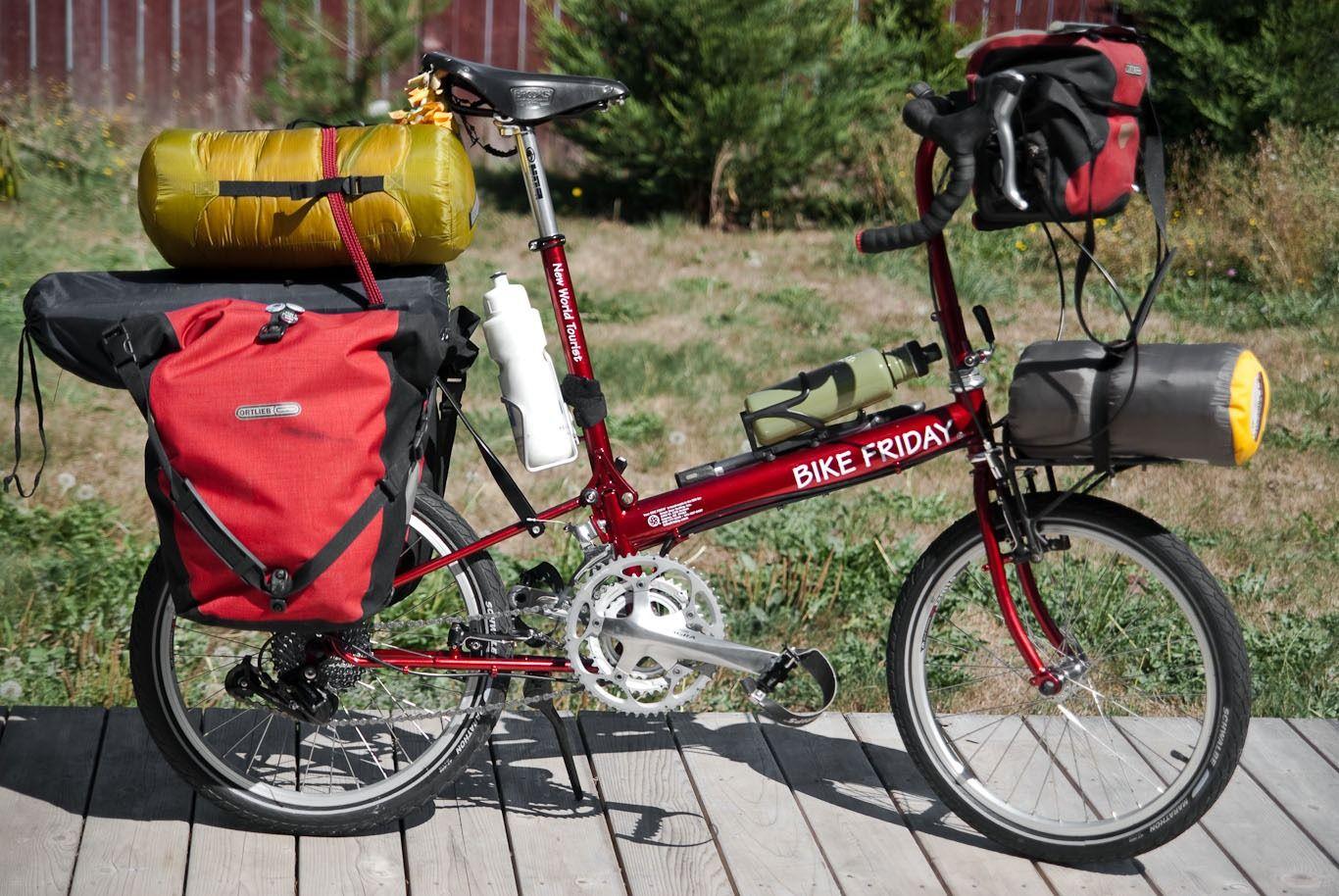 Bridgestone Picnica Folding Bike Folding Bicycle Pinterest