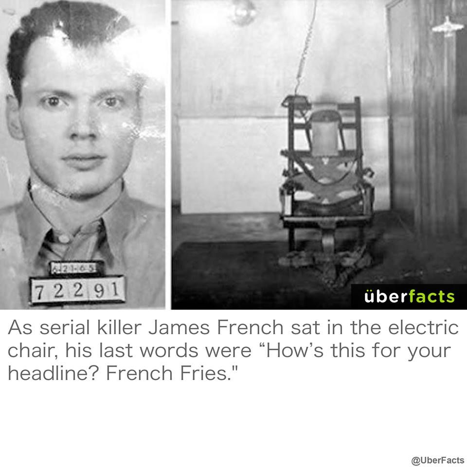 Oooh, so that's how French Fries came from! :O