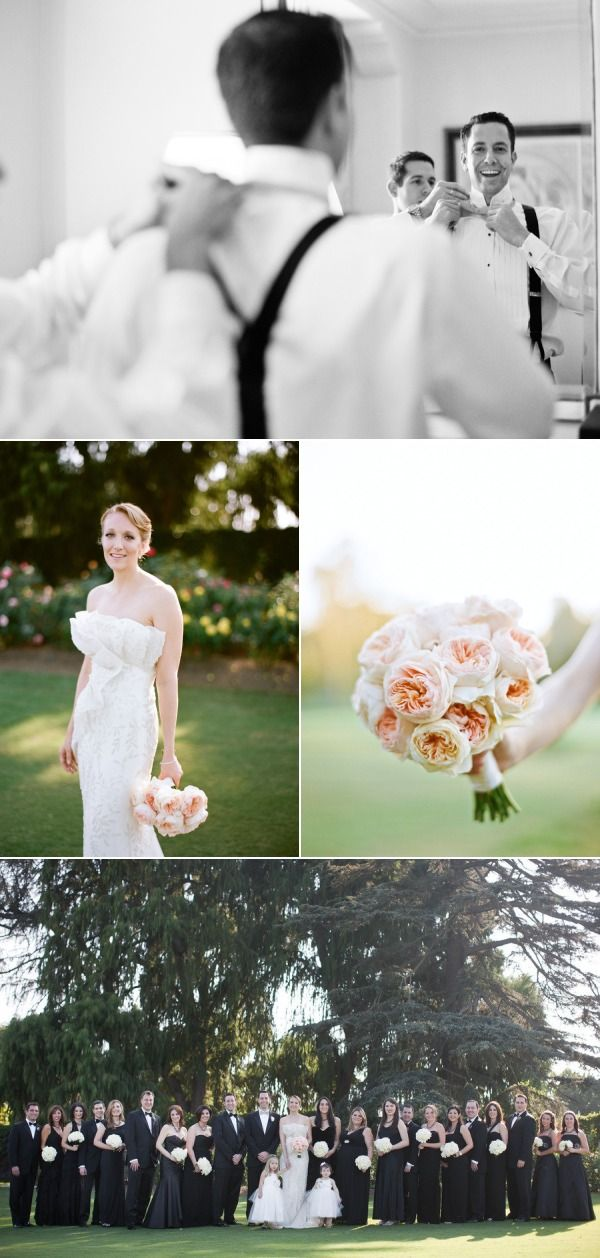 Los Angeles Country Club Wedding // Pipeline Marketing | Country ...