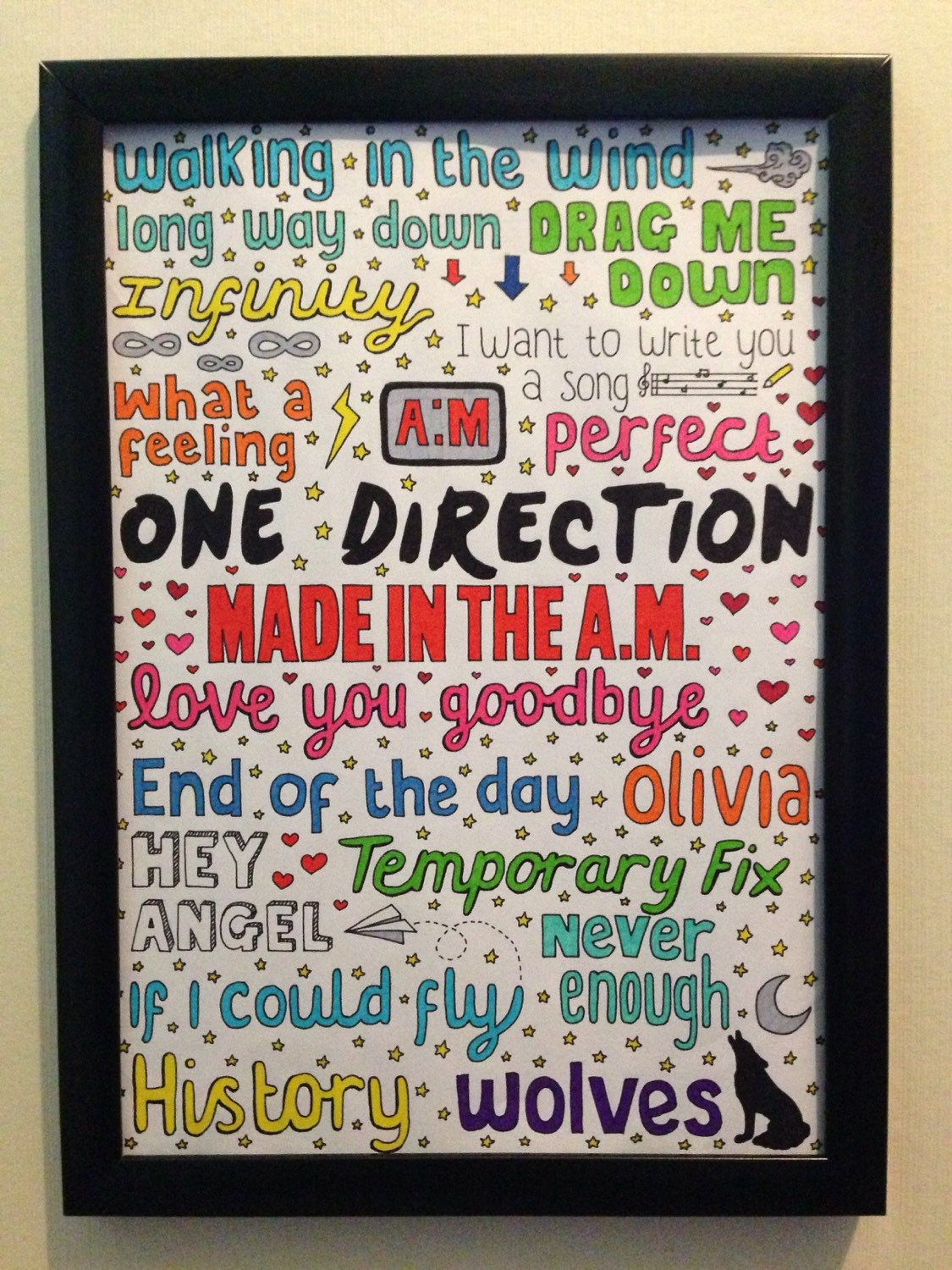 One Direction Bedroom Stuff One Direction Polaroid Collage Google Search Photos