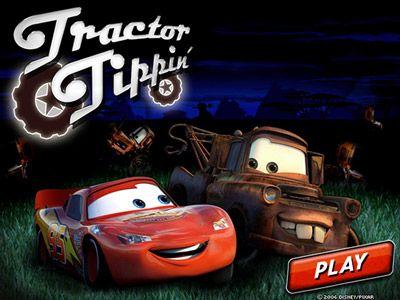 cars disney 2 online games