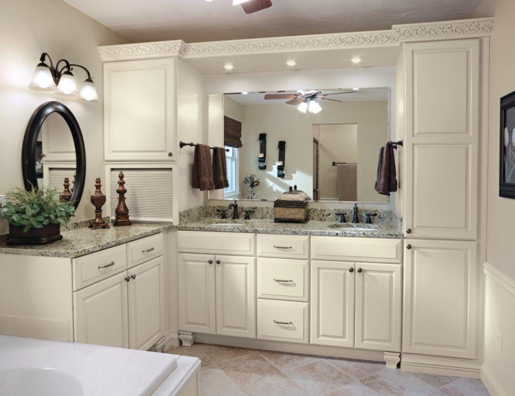 Schrock Bathroom Vanity Cabinets | Bathroom Cabinets | Pinterest ...