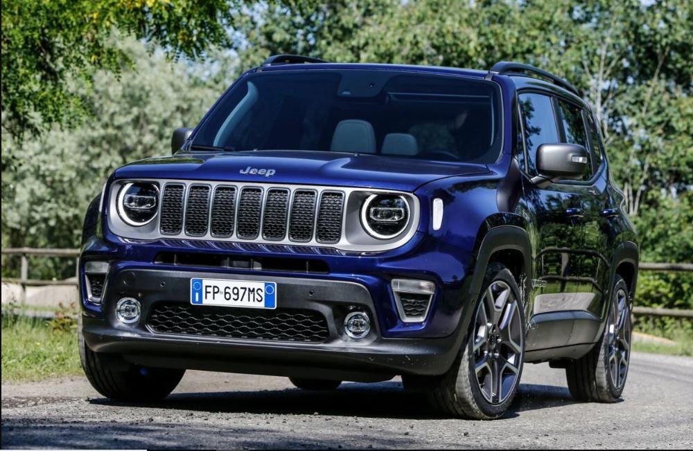 Jeep Renegade 2019 Preco Ficha Tecnica E Consumo Do Carro Jeep Renegade Carros Novos Jeep