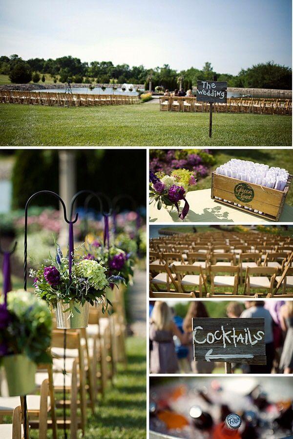 pinterest outdoor wedding decor | Gorgeous decor for ...
