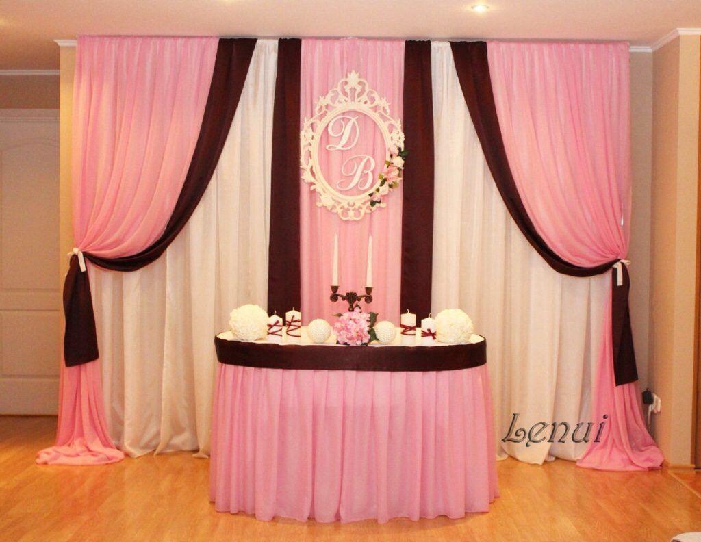 Wedding stage decoration with balloons   Одноклассники  diseños para casamientos  Pinterest  Backdrops