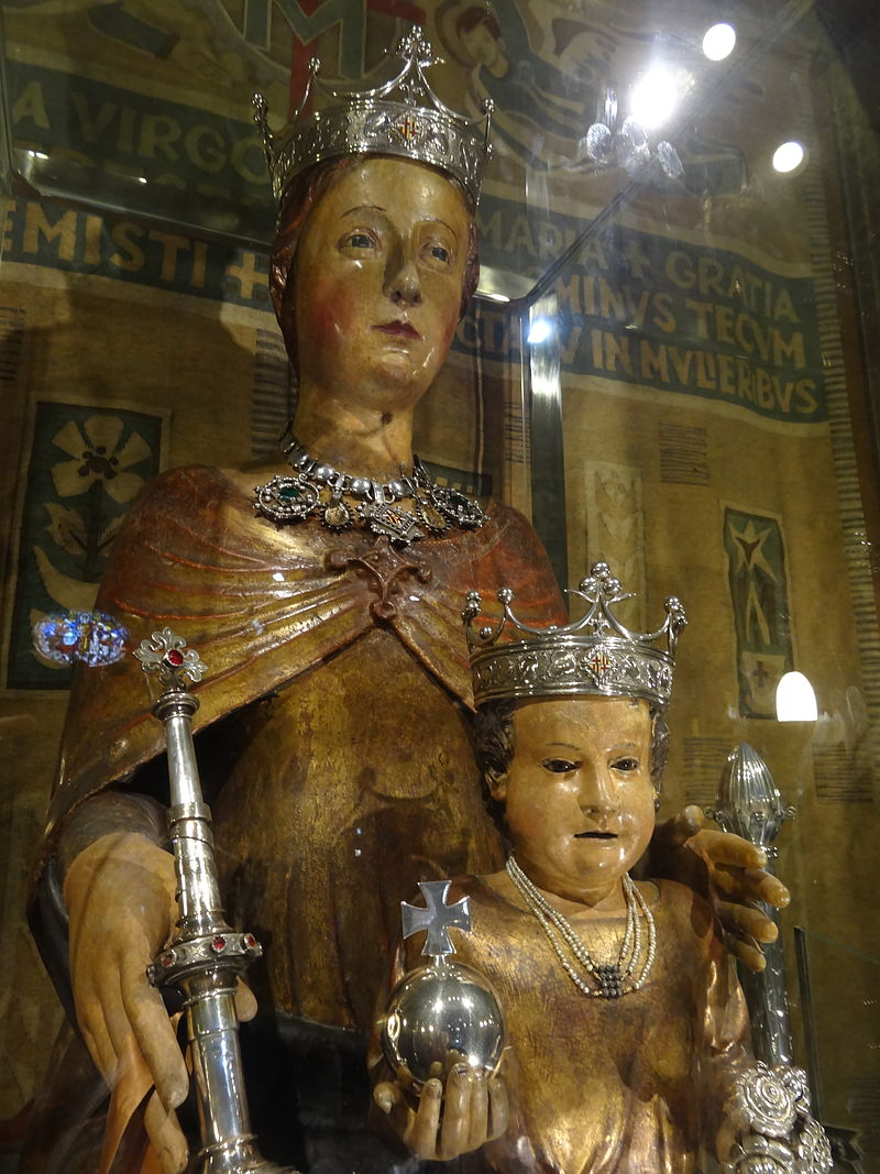 La Virgen de la Merced y el rescate de cautivos en Argel