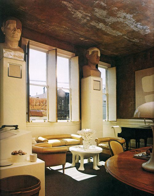 John Dickinson S San Francisco Residence With Images Home