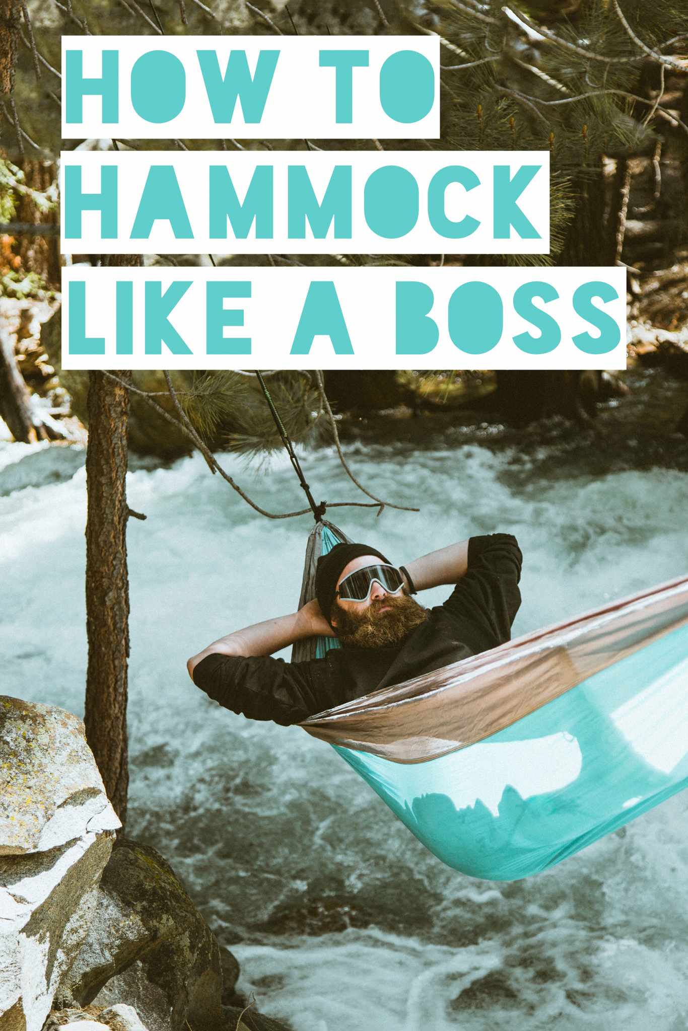 How to hammock camp like a pro hammock camping backpacking