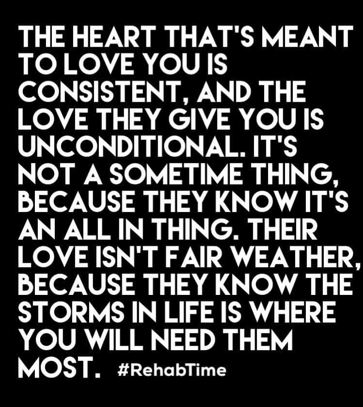 Consistent And Unconditional
