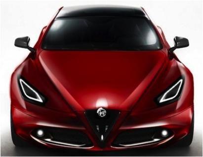 Nuova Alfa Romeo Giulia Pagina 2 Red Berline Maserati E Audi