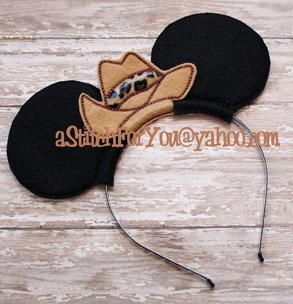 Cowgirl ears