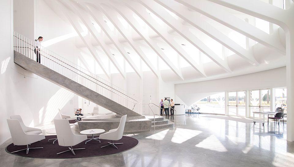 Florida Polytechnic University by Santiago Calatrava Santiago