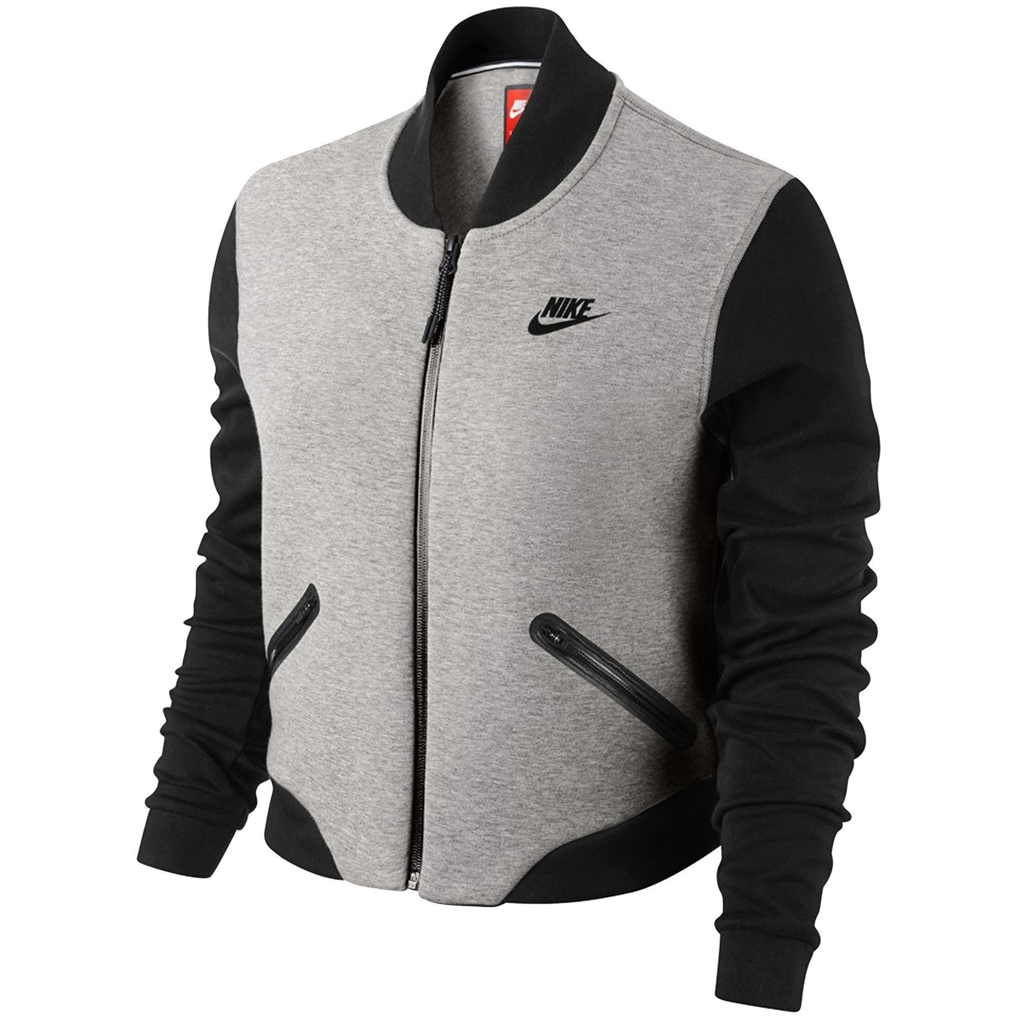 Fleece Tech JacketsY CeketSport Jacket Nike Bomber FJclKT1