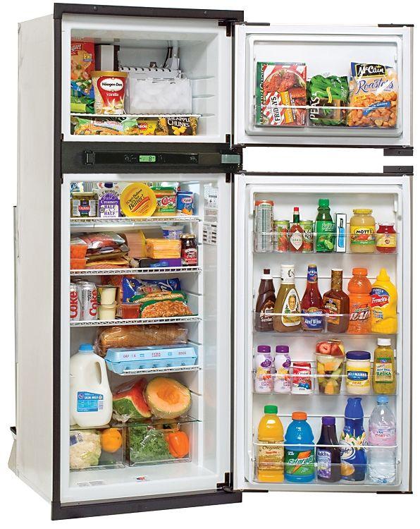 Nx841 Gas Refrigerator 2 Way Blk Rh Rv Parts Country Refrigerator Organization Gas Refrigerators Refrigerator