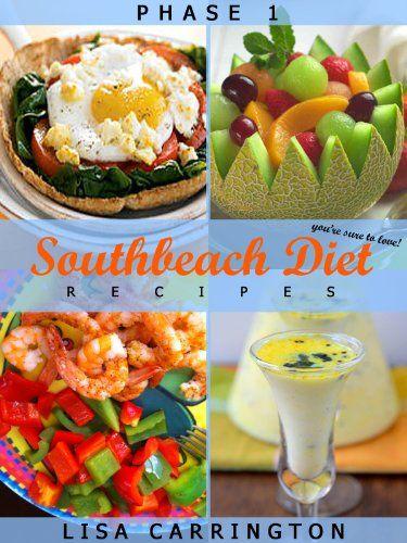 South Beach diet phase 1 recipes!!!!
