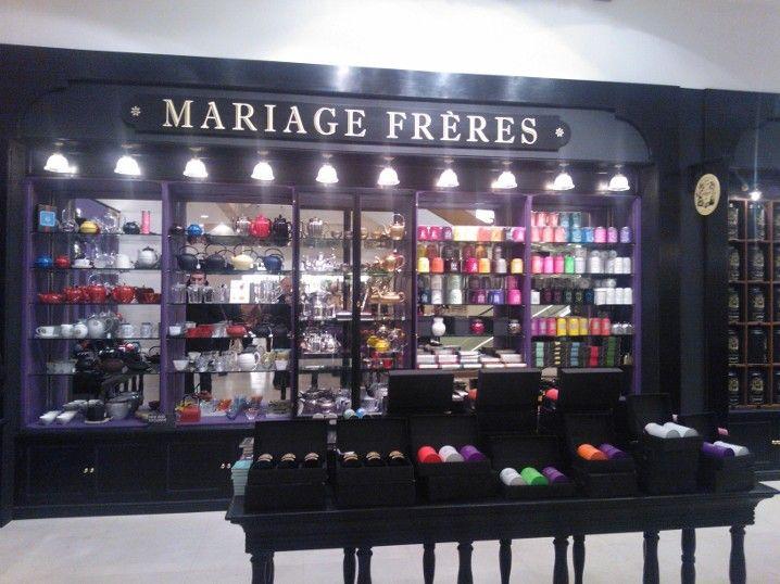 d347b39285276 Mariage Freres   Selfridges London