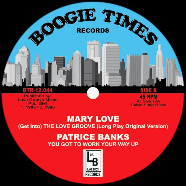 Images For Bridget Cooper Mary Love Patrice Banks Get Into The Love Groove You Got To Work Your Way Up Patrice Banks Groove Music Publishing