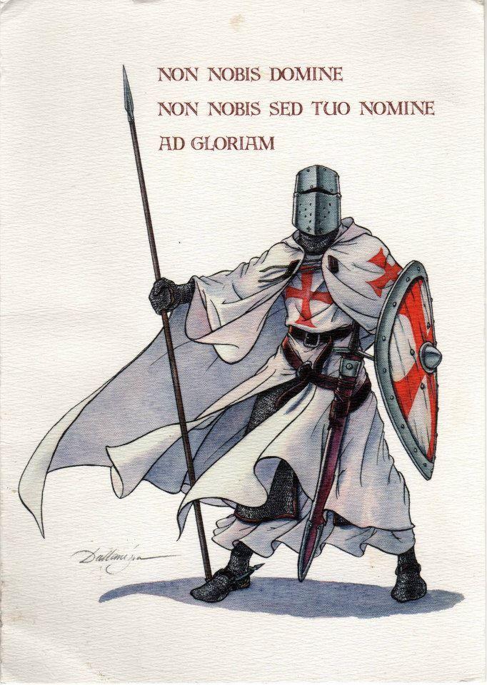 TEMPLAR   KNIGHTS in 2019   Knight drawing, Knights ...
