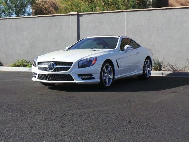 2014 mercedes benz sl class sl550 sl550 2dr convertible convertible 2 doors for sale in phoenix. Black Bedroom Furniture Sets. Home Design Ideas