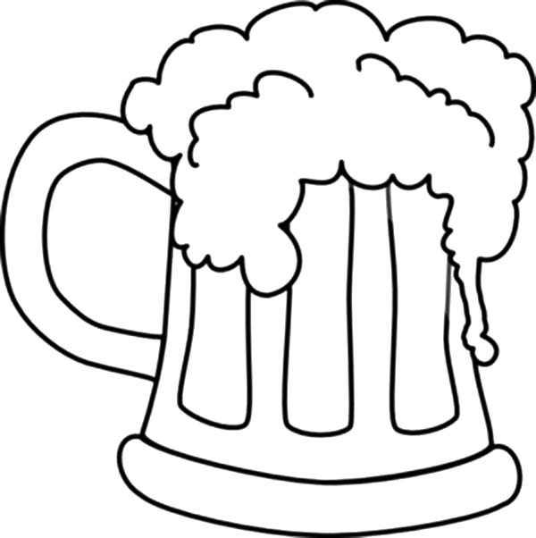 Beer Coloring Pages Best Place to Color Coloring pages