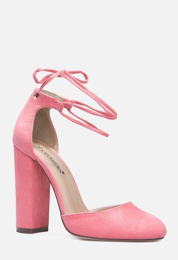 65c4c26dcc4 JustFab Misela Pump Womens Pink regular Size 8 | Products | Shoes ...