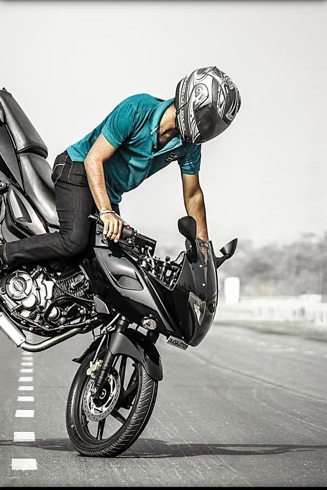 Bike Stunt More Stunt Bike Pulsar Motorbikes