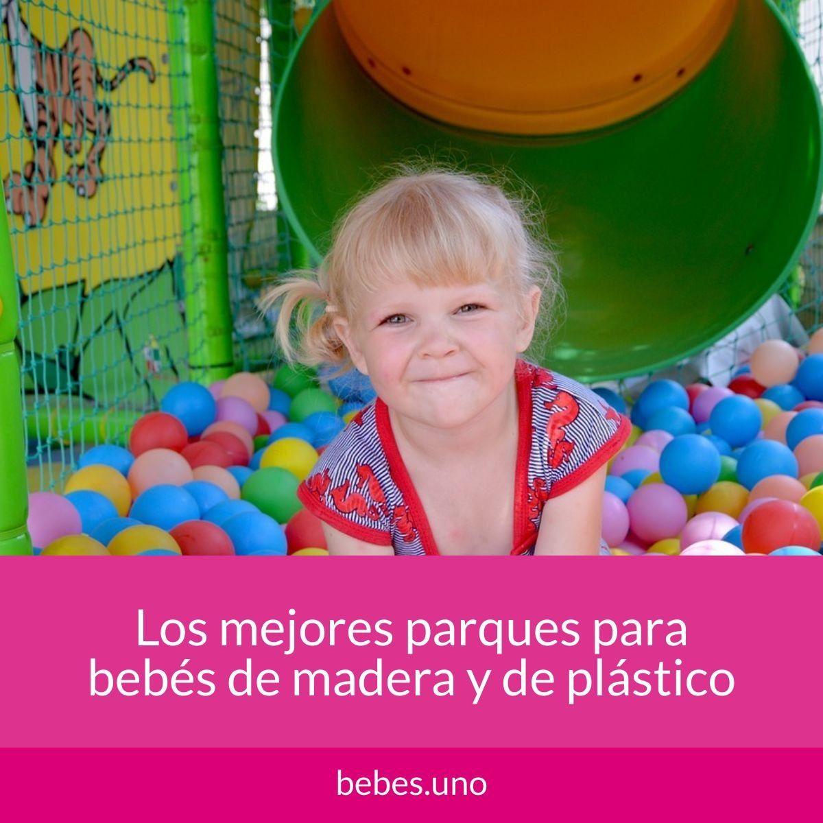 Necesitas Un Buen Parque Para Bebés No Sabes Si Comprar Un Parque De Madera O De Plástico Necesitas Un Corralito Para Parque Para Bebés Bebe Corral Bebes