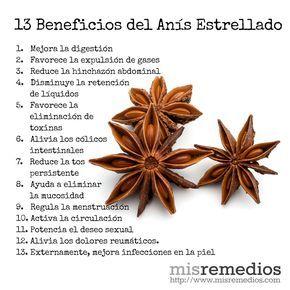13 Beneficios Del Anís Estrellado Que Te Sorprenderán Pineapple Health Benefits Health Remedies Natural Drinks