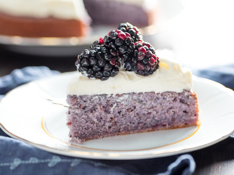 Blackberries Cheesecake Tarifi – Tatlı Tarifleri