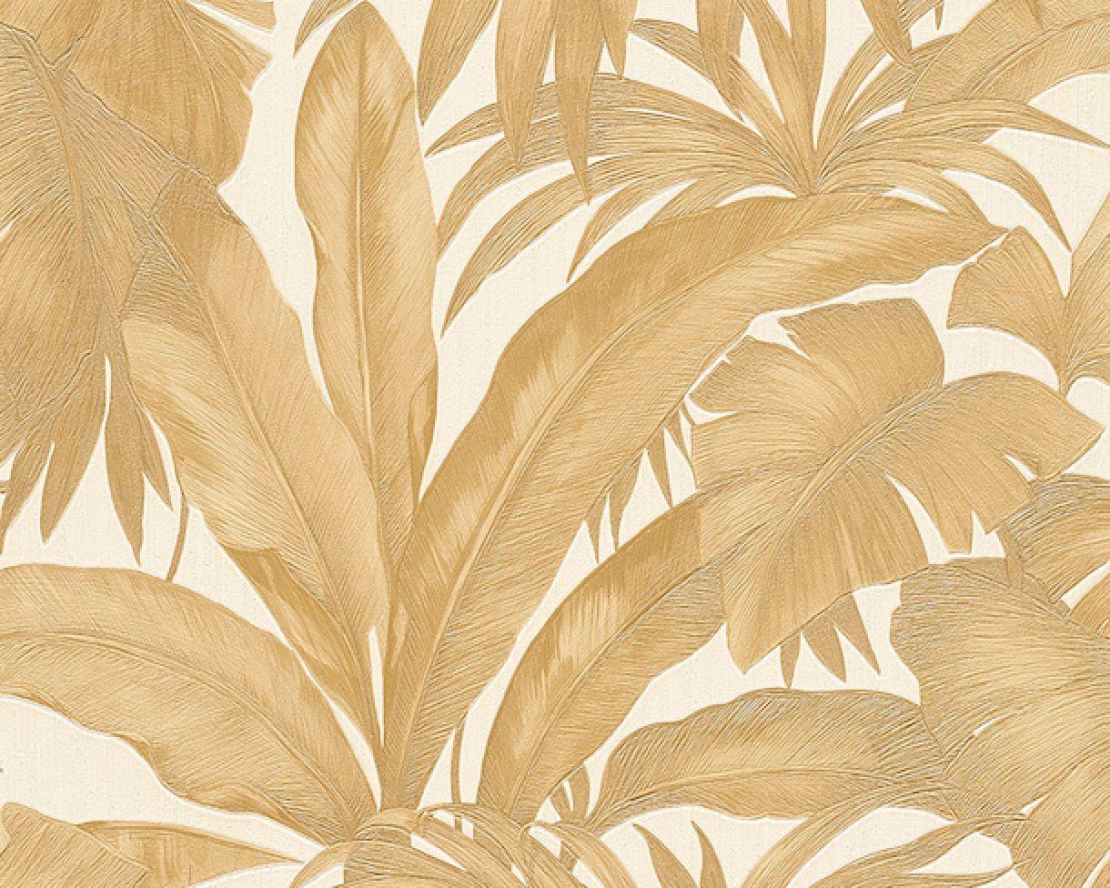 Eurowalls Wallcoverings Versace Wallpaper New Banana Leaf Wallpaper Versace Wallpaper White And Gold Wallpaper Versace Home
