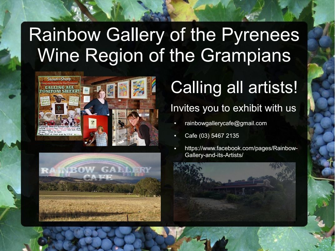 calling all artists to exhibit at our gallery