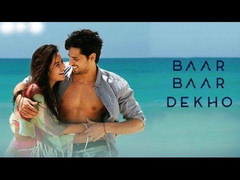 Sau Aasmaan Song Lyrics Hd Baar Baar Dekho Sidharth Malhotra