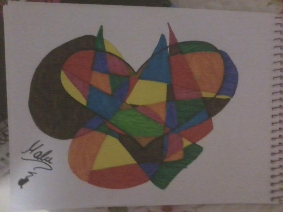 minha arte abstrata