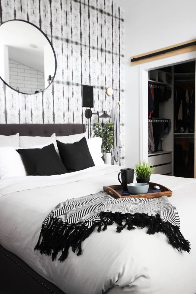 Master Bedroom Reveal White Bedroom Decor Master Bedroom