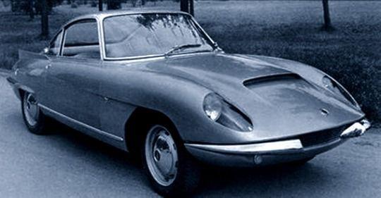 1959 OSCA 1500 BERLINETTA - by Carrozzeria Bertone of Turin