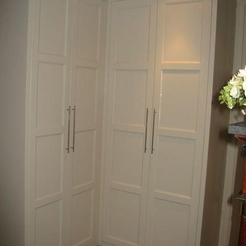 idee voor hoekkast | kast slaapkamer | pinterest | interiors and room, Deco ideeën