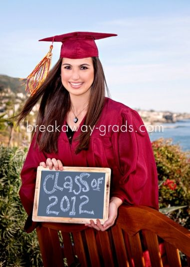 17 Best images about Photo Sessions - Senior Grad Cap & Gown on ...