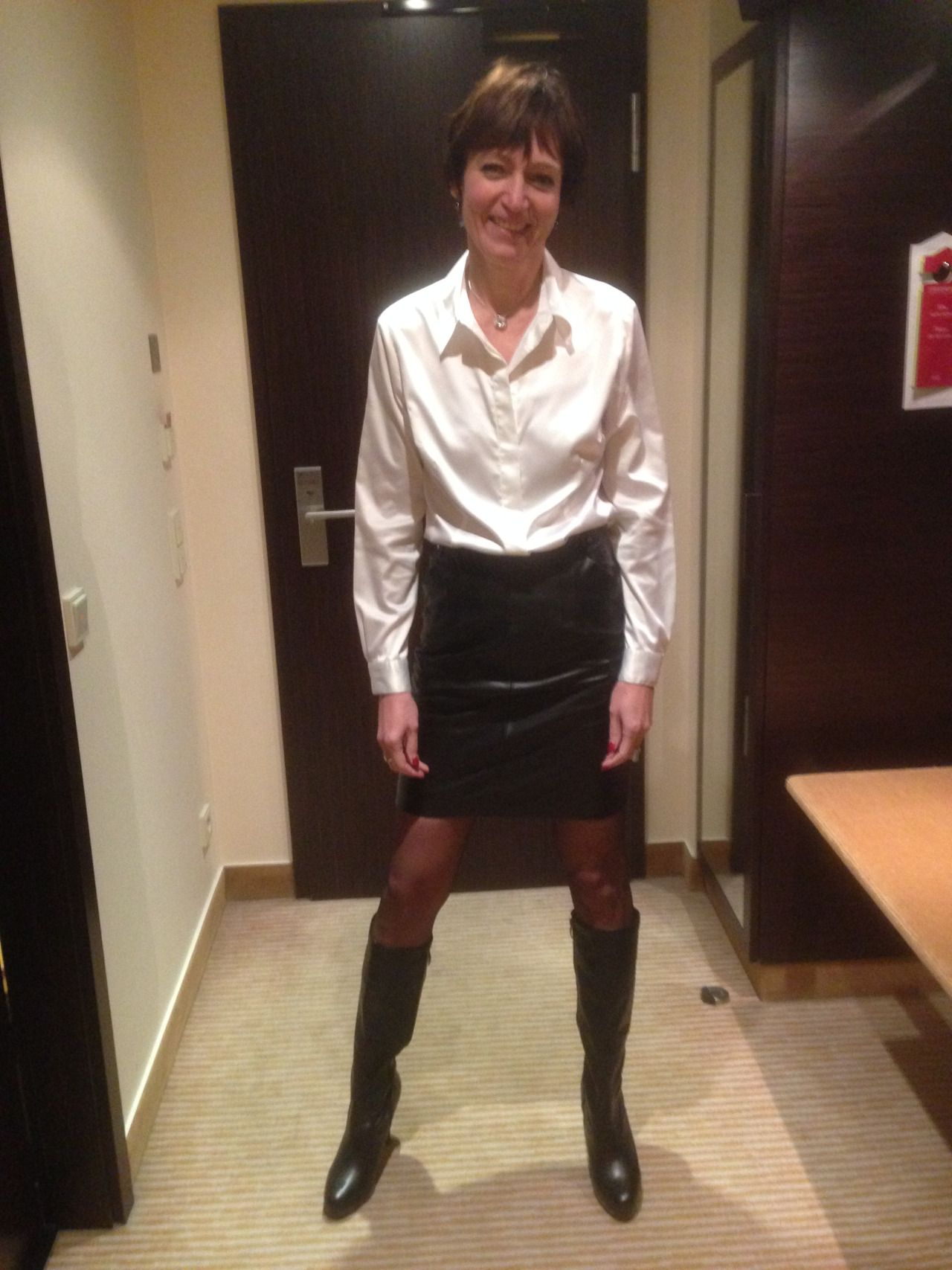 random   mature fashion   pinterest   mature fashion, leather skirt
